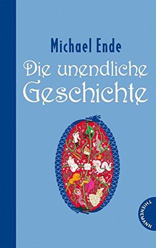 Buchcover Die unendliche Geschichte