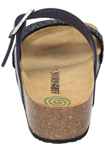 Dr.Brinkmann 701036-5 donna clogs & mules Blau