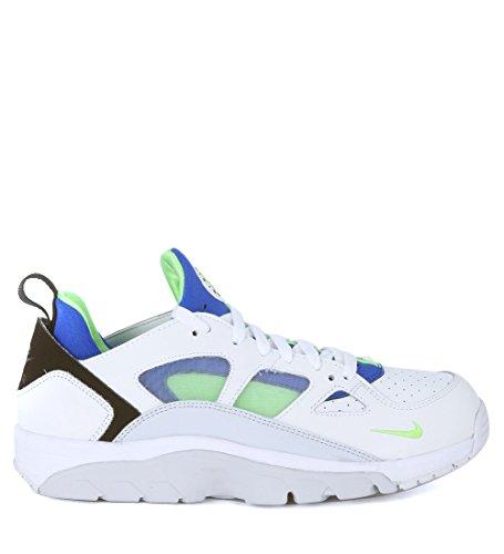 Nike baskets air trainer huarache in low pelle vegan e néoprène multicolore