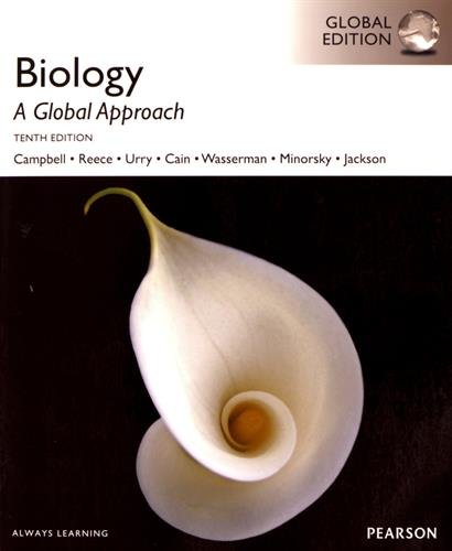 Biology: A Global Approach, Global Edition (Pearson global edition)