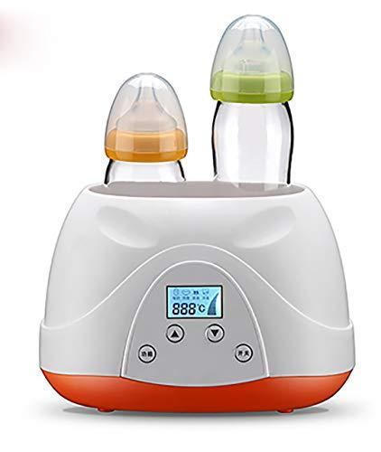 YHML Flaschenwärmer,sterilisator für Baby Dampfsterilisator,Für gleichzeitig heiße Muttermilch und heißes Wasser