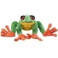 TY Panama the Tree Frog Beanie Baby