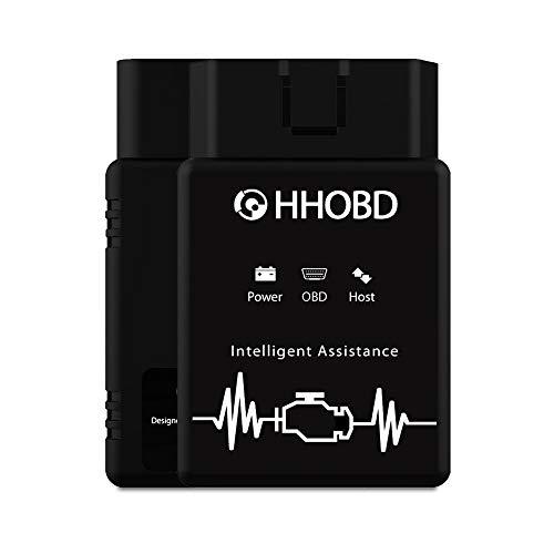 EXZA HHOBD Bluetooth (2. Gen.) - Intelligenter OBD2 Diagnosegerät