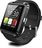 Gadgetbucket U8 Bluetooth Smart Notification Wrist Watch with Touch Screen