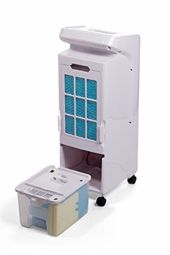 Igenix IG9703 Air Cooler with LED Display 55 W – White