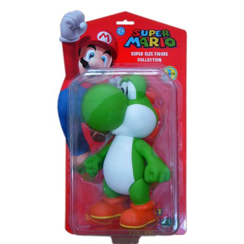 Super Mario - Vinyl Figurines Yoshi (in 23 cm)