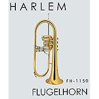 Flugelhorn Harlem FH-1150 NEU! Leichter Rucksack, Mundstück, Zubehör Kostenloser Versand!