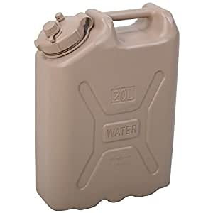 Heavy Duty Water Container (20 Liter)