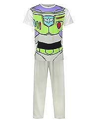 Disney Toy Story Buzz Lightyear Costume Men's Pyjamas from Disney