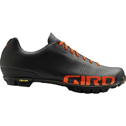 Giro Zapatillas de Ciclismo Para Hombre Negro