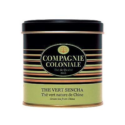 Compagnie Coloniale - Thé Vert Sencha - Boite Luxe 100g