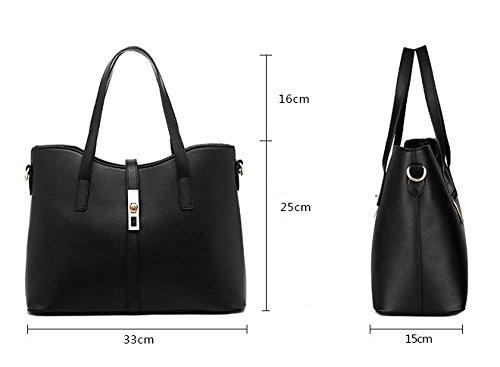 Ms. Messenger Bag/casuale coreano e semplice sacchetto/Borsa Moda Donna-A A