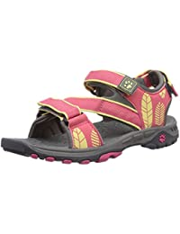 Jack Wolfskin Navajo Sandal G, Sandales sport et outdoor fille
