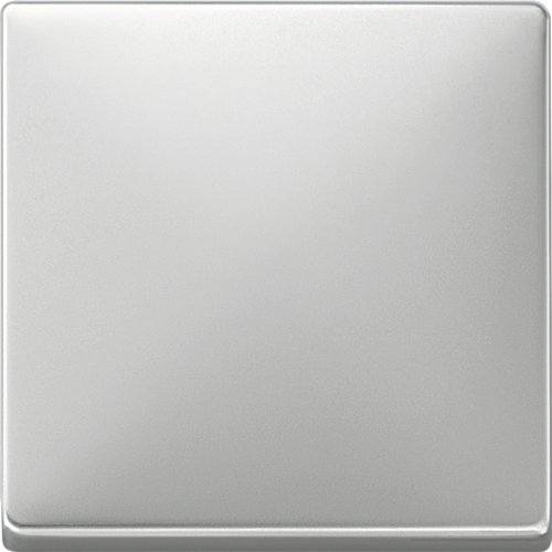 Merten 412146 - Interruptor acero
