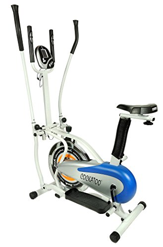 cockatoo imported ob03 orbitrek multifunction function / exercise bike (cycle & cross trainer) Cockatoo Imported Ob03 Orbitrek Multifunction Function / Exercise Bike (Cycle & Cross Trainer) 415BlwUVAWL