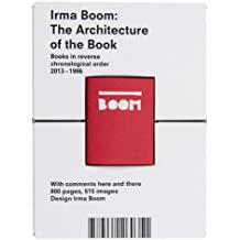 Irma Boom - Biography in Books