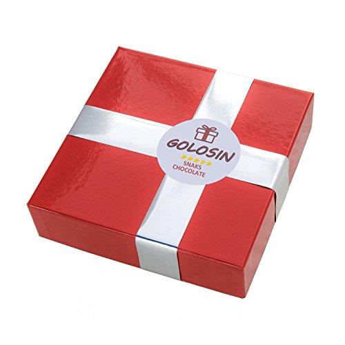 Snacks de Chocolate. En Caja para Regalo con 16 chocolatinas de máxima calidad. - 2