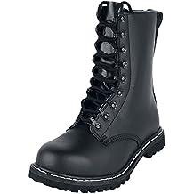 Brandit Springerstiefel Para Boots Schwarz