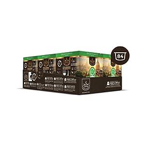 SanSiro No. 2 - capsule di caffè compatibili Dolce Gusto® DECAFFEINATO - 84 capsule di caffè
