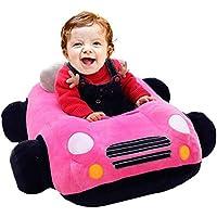 Unbekannt PER Plüsch Sitzhocker Cartoon Auto Form Booster Lernen, Sofa für Kleinkinder Kids-Pink sitzen preisvergleich bei kinderzimmerdekopreise.eu