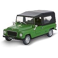 Renault Norev Rodéo 1972 - 1/43ª - Verde - 2 Puertas