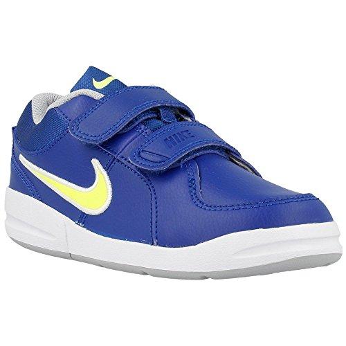 Nike - Pico 4 Psv - Couleur: Blanc-Bleu marine-Vert clair - Pointure: 34.0