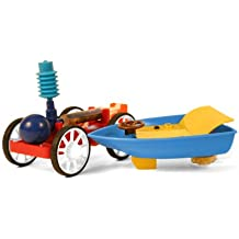 Air car and Jet boat Experiment Kit