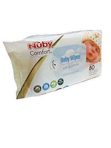 Nuby Wet wipes