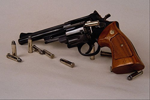 456057-smith-wesson-357-magnum-double-action-revolver-a4-photo-poster-print-10x8