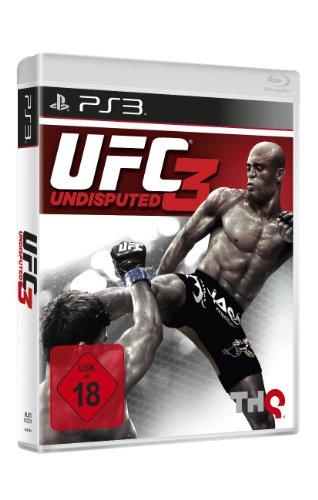 UFC Undisputed 3 (Ps3 Kampfspiele)