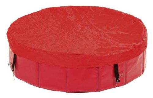 Artikelbild: Karlie Flamingo 31892 Doggy Pool Cover 118 x 13 cm, rot