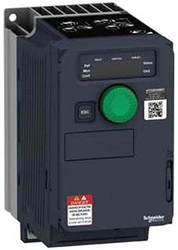 Schneider elec pia - vvd 42 01 - Variador atv320c 0,55kw 230v monofasi