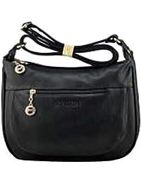 da0c79122deb3 WU ZHI Frauen ältere Menschen Saisonale Tasche Schulter- Messenger Bag