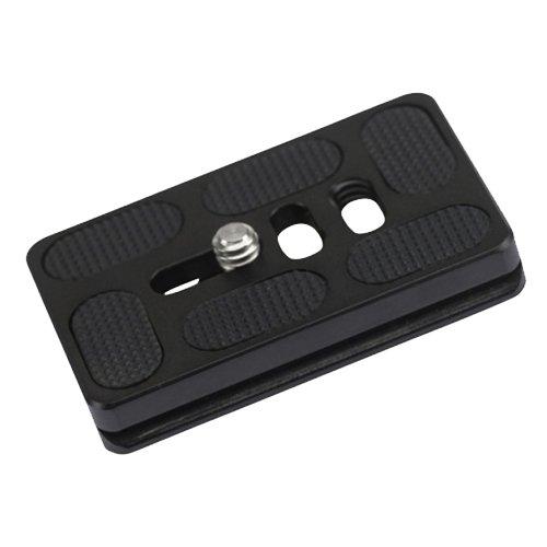 MeFoto PMU60 Arca-Swiss Style QR Schnellkupplung Plate für Q2 Head -