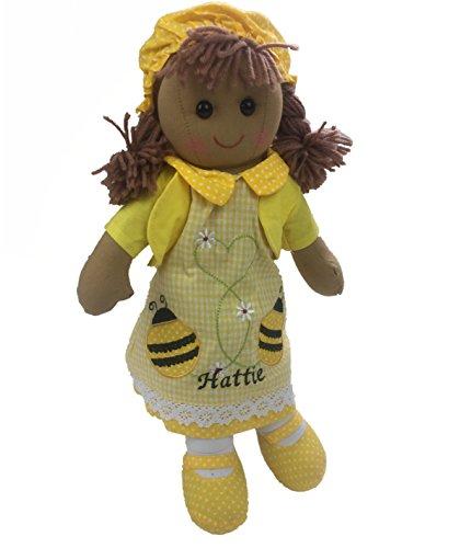 Superbe poupée personnalisée « Bumble-Bee » de 40,6 cm. 40 cm. Idée cadeau.
