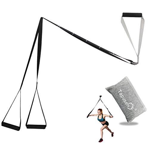 TAPUSEN Kit de Entrenamiento físico - Kit de Entrenamiento de...