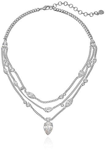 nicole-miller-multichain-pear-collar-rhodium-chain-necklace-16-3-extender