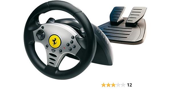 Thrustmaster Racing Wheels Ferrari Challenge Racing Wheel Amazon De Games
