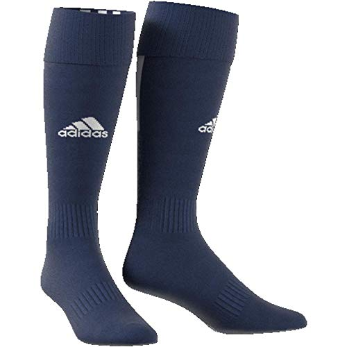 adidas Santos 18 Socks, Dark Blue/White, 37-39