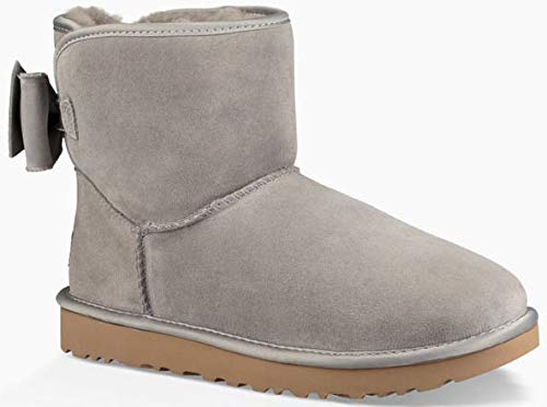 Ugg Australia SATIN BOW MINI CLASSIC Stiefel 2019 elephant, 41
