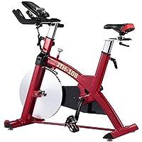 Lcyy-Bike Bicicleta Entrenadores Manual Ajustable Resistencia 25 Kg Volante Cardio Workout con Pantalla Multifuncional
