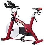 Lcyy-Bike Fahrradtrainer Manuelle Einstellbare Beständigkeit 25 Kg Schwungrad Cardio-Workout Mit...