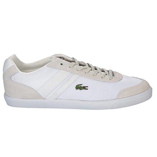 Lacoste Uomo Marina Comba Sneaker White