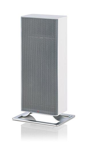 Stadler Form Design Heizlüfter Anna mit Temperaturregler und Kippsicherung, Raumgröße bis 25m², weiß