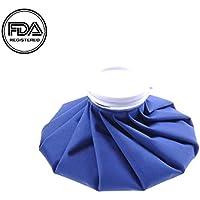 Preisvergleich für FOONEE Ice Cold Pack Wiederverwendbar Ice Bag Hot Wasser Tragetasche für Verletzungen, Heiß & Kalt Therapie und...