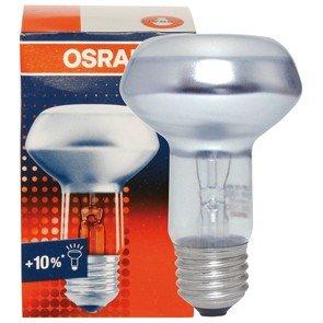 Osram Reflektorlampe E27 matt R63 60W (10er Set) von Osram - Lampenhans.de