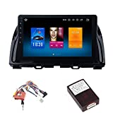 "Dasaita 10.2"" Android 8.0 Autoradio Stereo con Octa Core 4GB/32GB per Mazda CX5 2013 2014 2015,Auto Stereo Bluetooth Supporto GPS Bose Originale Controllo del Volante Bluetooth Carplay Google Play"