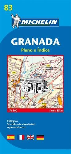 Plan Michelin Grenade par Cartographia