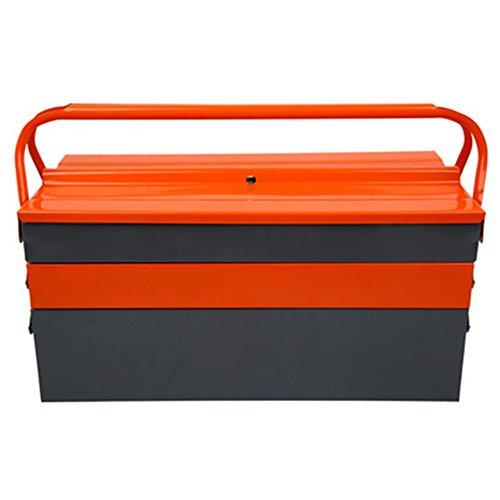 Multifunktions-tragbar Hardware kann Toolbox 3Schubladen Metall tragbar Brust Toolbox