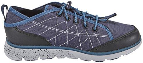 Timberland Glidden Camp Shoes Children WP Blue Size 36 2016